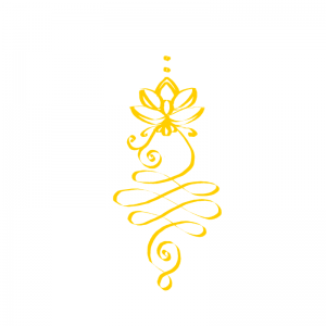 Unalome Enlightenment symbol yellow, Quit smoking audio