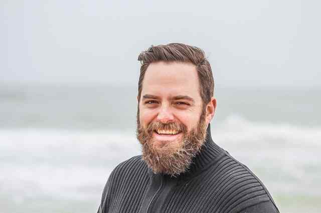 SoulPursuits Testimonial photo, man with beard