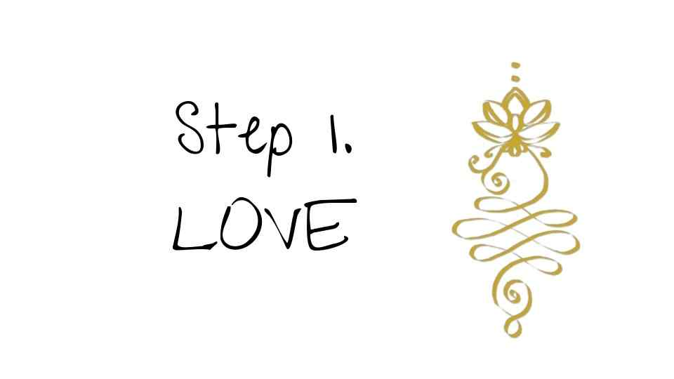 steps to enlightenment - love