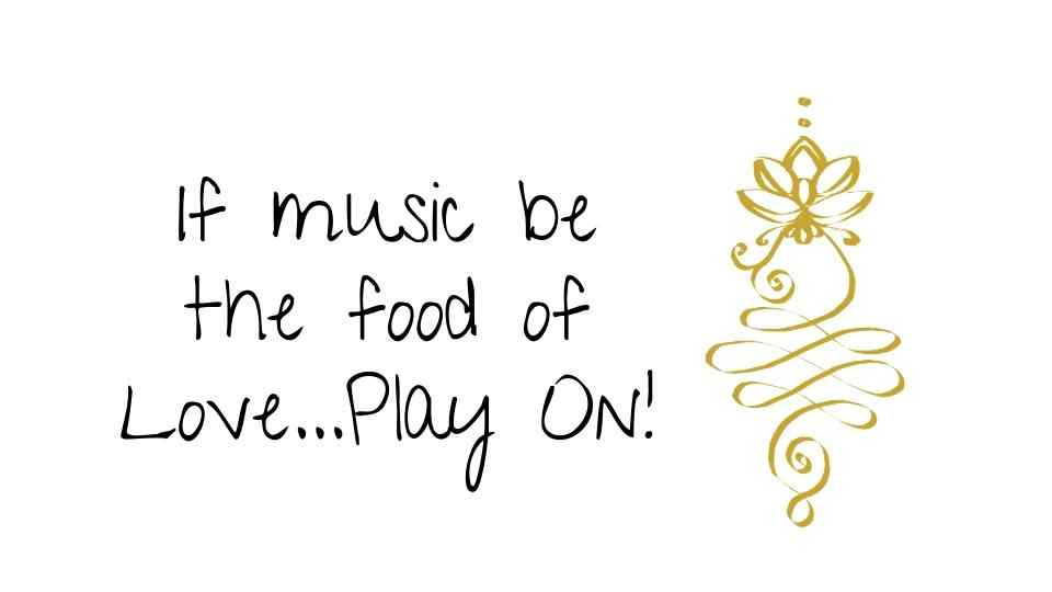 music food for love play on