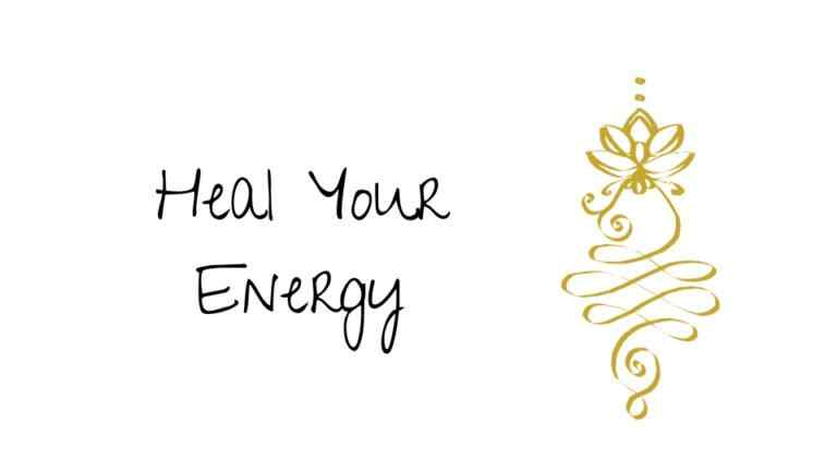 heal your energy