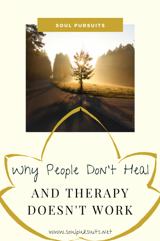 "There are many excuses people give for not healing, but it all boils down to one basic thing. They get ""stuck"" at an emotional point, and the focus on this area, manifests as illness. Sometimes it's immediate, other times it takes years, but it all comes down to an energetic block. Our Chakras are the key points of ""processing"" our energy and emotion and can be a key tool in healing our blocks."